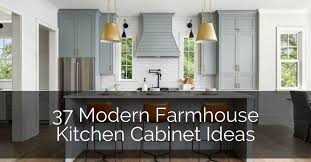 kitchen ideas for light wood cabinets 37 modern farmhouse kitchen cabinet ideas sebring design build