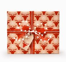 christmas kraft wrapping paper 14 best christmas wrap kraft gift wrap images on gifts