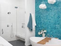 Aqua Bathroom Tiles How To Style Your Bathroom Tile Mercury Mosaics