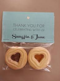 easy wedding favors best 25 cookie wedding favors ideas on cookie bar