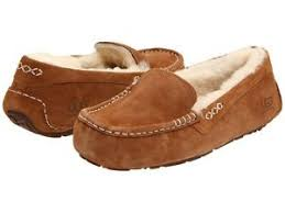 ugg moccasin slippers sale s shoes ugg ansley moccasin slippers 3312 chestnut 5 6 7 8 9
