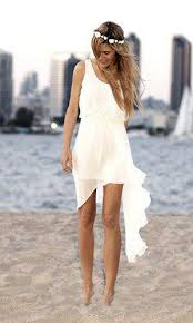 cheap casual wedding dresses simple 2016 summer style cheap ivory chiffon casual