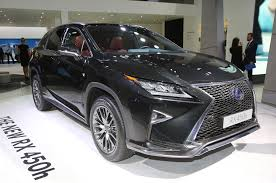 lexus rx 2016 interior 5 cool features on the 2016 lexus rx