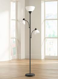 Floor 360 by Bingham Black Tree Torchiere 3 Light Floor Lamp Amazon Com