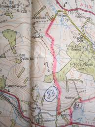 Aa Route Map Coastrider Genesis Cdf 46 Miler Berwickshire Green Lanes And Trails