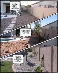 Desert Backyard Ideas Starting Small A Backyard Remodeling Project Gardening