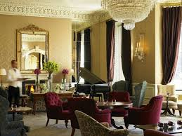 fancy furniture from the shelbourne is being auctioned off next