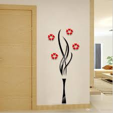 flower vine mirror kitchen wardrobe wall stickers tree pvc flower vine mirror kitchen wardrobe wall stickers tree pvc fridge magnets home decoration for kids rooms removable waterproof dropship buy cheap decals