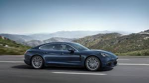 red porsche panamera 2017 the 2017 porsche panamera 4s is the new autobahn king the drive