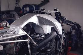 diamond bmw custom of the week son of time xsr900 æon by diamond atelier