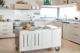 fabriquer un ilot de cuisine 10 îlots de cuisine à fabriquer soi même
