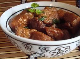 cuisine et vins de recette porc au caramel cuisine et vins de chez cathytutu