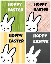 hoppy easter bunny printables organize and decorate everything