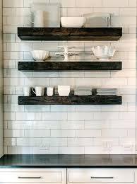 best floating shelves kitchen ideas on open shelving and shelf