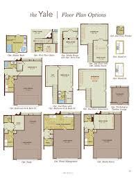 yale home plan by gehan homes in waters edge