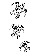 turtle tattoos tribal designs polynesian wrist tattoos polynesian