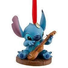 stitch ukelele ornament from our collection