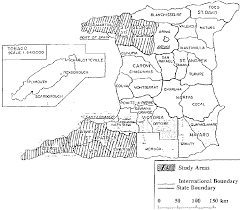 Map Of Trinidad Improving The Relevance And Effectiveness Of Agricultural