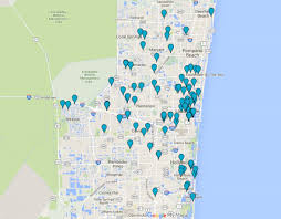 Map Of South Florida by Map Of Success South Florida Real Estate From A To Z