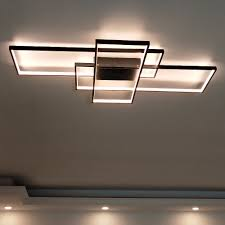 Ceiling Lights Modern Living Rooms Blocks Ultra Modern Light Fixture Modern Place