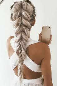 Frisuren Lange Haare Flechten by Die Besten 25 Geflochtene Frisuren Ideen Auf Lange