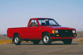 1988 toyota truck 1984 1988 toyota truck fifth 5th generation toyota usa