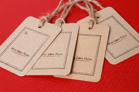 christmas gift tags to make business letter template