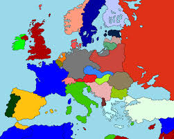 Europe Outline Map by Europe Map 1920 Outline 1920 Europe Map Europe Map 1920 Outline