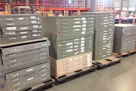 used flat file cabinet for sale used blueprint cabinets for sale at american surplus used flat file