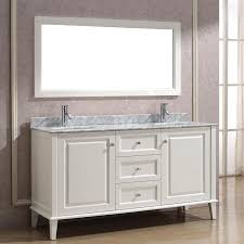 great white double vanity direct vanity sink 70 inch pearl white
