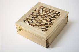 unique boxes custom gift boxes with diffraction pattern lids woodworking