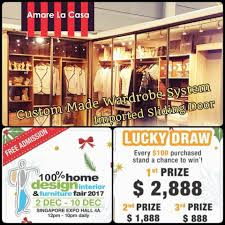 100 home design furniture fair amac exhibitions event planner singapore 2 reviews 706