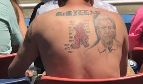 the craziest tattoos we u0027ve seen for college sports u0027 biggest programs