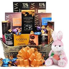 gourmet easter baskets the most chocolate gift baskets grand golden godiva in godiva gift