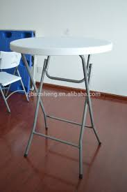 Folding Bar Table Outdoor Small Round Folding Table Outdoor Bar Table Plastic Folding