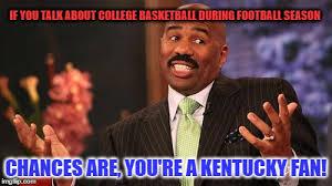 Kentucky Meme - steve harvey meme imgflip