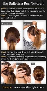 sock hair bun sock bun updo hairstyle for hair tutorial popular haircuts