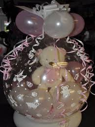 gifts in balloons stuffed balloon centerpieces search balloon party