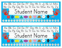 Desk Name Tags by Best 25 Student Name Tags Ideas Only On Pinterest Teacher Hacks