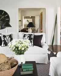 shabby chic leather sofa photo gallery traditional cottages white living rooms white