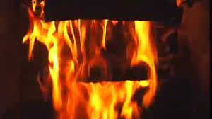 digital fireplace upside down promotional video on vimeo