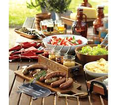 backyard barbeque decorations baby shower backyard barbecue