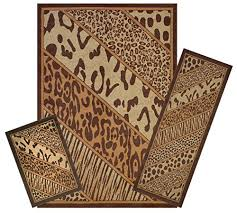 Area Rug And Runner Set Modela Collection Area Rug 3pc Set Area Rug Runner And Doormat