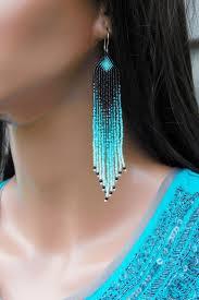 best 25 beaded earrings native ideas on pinterest native