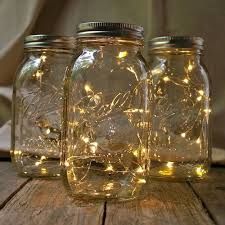 how to make mason jar lights with christmas lights mason jar christmas lights christmas decor inspirations