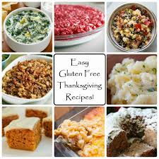 14 easy gluten free thanksgiving recipes glutenaway