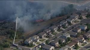 Wildfire Near Fort Collins Colorado by Brush Fire Burns Near 136th And Quebec In Thornton Fox31 Denver
