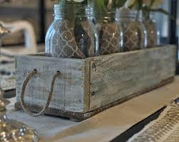 Table Centerpiece Centerpiece Box Etsy