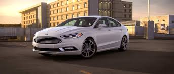 types of ford fusions 2018 ford fusion sedan stylish midsize sedans hybrids and