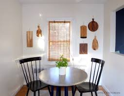 dining room blinds interior round dining table design with black wooden dining chair